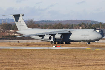 85-0010 - USA - Air Force Lockheed C-5B Galaxy