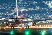 JA654J - JAL - Japan Airlines Boeing 767-300ER aircraft