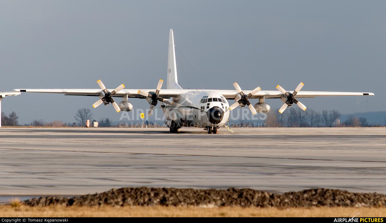 Algeria - Air Force 7T-WHN aircraft at Rzeszów-Jasionka