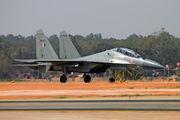 SB413 - India - Air Force Sukhoi Su-30MKI aircraft