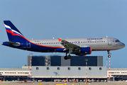 VQ-BBC - Aeroflot Airbus A320 aircraft