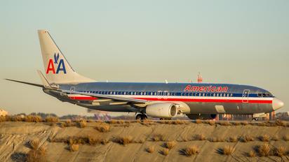 N893NN - American Airlines Boeing 737-800