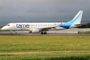 HC-CGG - TAME Embraer ERJ-190 (190-100)