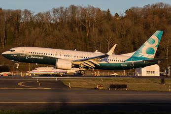 N8701Q - Boeing Company Boeing 737-8 MAX