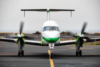 EC-IJO - Binter Canarias Beechcraft 1900D Airliner