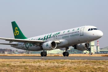 B-6972 - Spring Airlines Airbus A320