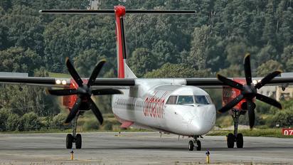 D-ABQB - Air Berlin de Havilland Canada DHC-8-400Q / Bombardier Q400