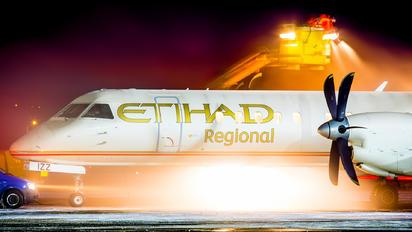 HB-IZZ - Etihad Regional - Darwin Airlines SAAB 2000