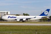 N450PA - Polar Air Cargo Boeing 747-400F, ERF aircraft