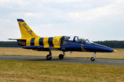 YL-KSH - Baltic Bees Jet Team Aero L-39C Albatros aircraft