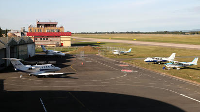 LKMT - - Airport Overview - Airport Overview - Apron