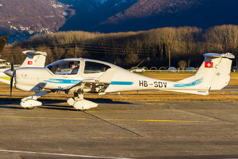 HB-SDV - Avilù SA Diamond DA 40 NG Diamond Star