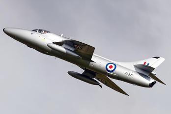 XL577 - Midair Squadron Hawker Hunter T.7