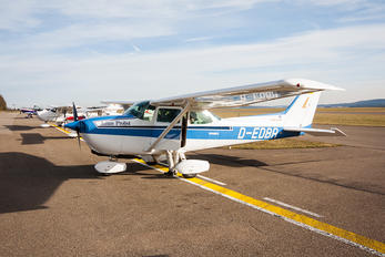 D-EDBR - Private Cessna 172 Skyhawk (all models except RG)