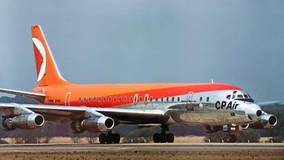 CF-CPJ - CP Air Douglas DC-8