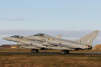 ZJ933 - Royal Air Force Eurofighter Typhoon FGR.4