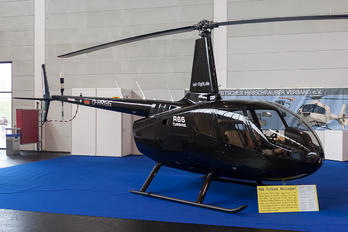 D-HRGG - Private Robinson R66