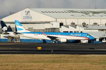 N165HQ - Austral Lineas Aereas Embraer ERJ-190 (190-100)