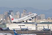 JA335J - JAL - Express Boeing 737-800 aircraft