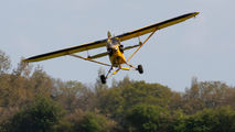 G-BPCF - Private Piper J3 Cub aircraft