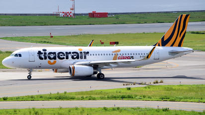 B-50001 - Tiger Airways Airbus A320
