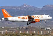 G-EZTL - easyJet Airbus A320 aircraft