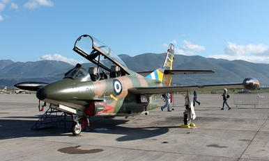 160084 - Greece - Hellenic Air Force North American T-2E Buckeye