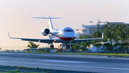 N604TB - Private Canadair CL-600 Challenger 601