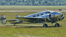 N9550Z - Private Beechcraft C-45H Expeditor aircraft