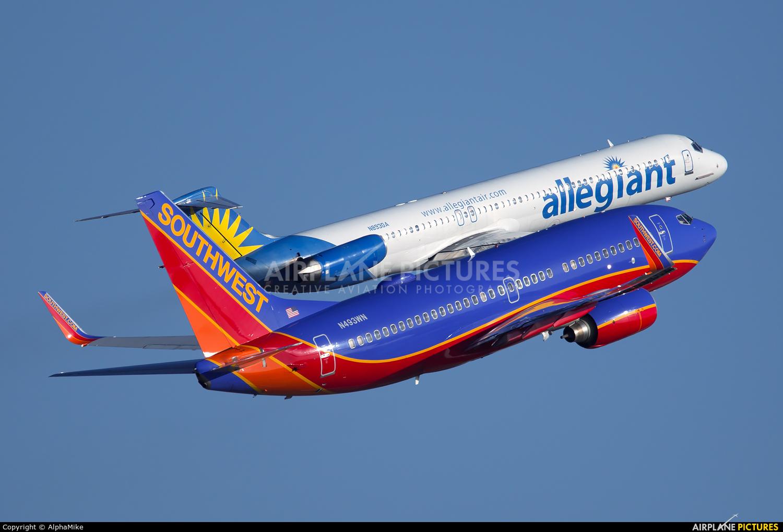 Southwest Airlines N493WN aircraft at Las Vegas - McCarran Intl