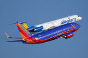 N493WN - Southwest Airlines Boeing 737-700 aircraft