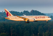 A7-BCF - Qatar Airways Boeing 787-8 Dreamliner aircraft
