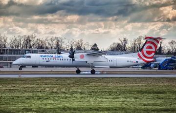 SP-EQD - euroLOT de Havilland Canada DHC-8-400Q / Bombardier Q400