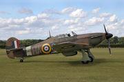 G-HURI - Historic Aircraft Collection Hawker Hurricane Mk.I (all models) aircraft
