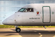 LN-WII - Widerøe de Havilland Canada DHC-8-100 Dash 8 aircraft