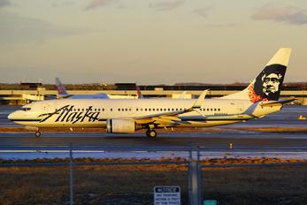 N589AS - Alaska Airlines Boeing 737-800