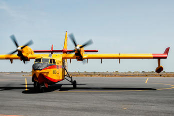 UD.13-19 - Spain - Air Force Canadair CL-215T