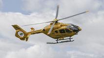 G-SASA - Scottish Ambulance Service Eurocopter EC135 (all models) aircraft