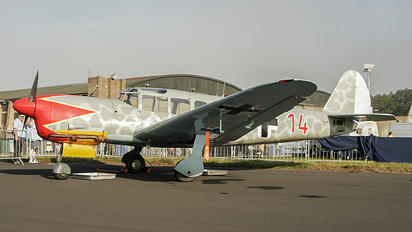 G-BSMD - Private Nord 1101 Noralpha