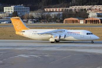 SE-DSV - Malmo Aviation British Aerospace BAe 146-300/Avro RJ100