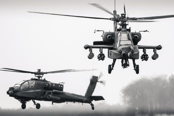 Q-08 - Netherlands - Air Force Boeing AH-64D Apache