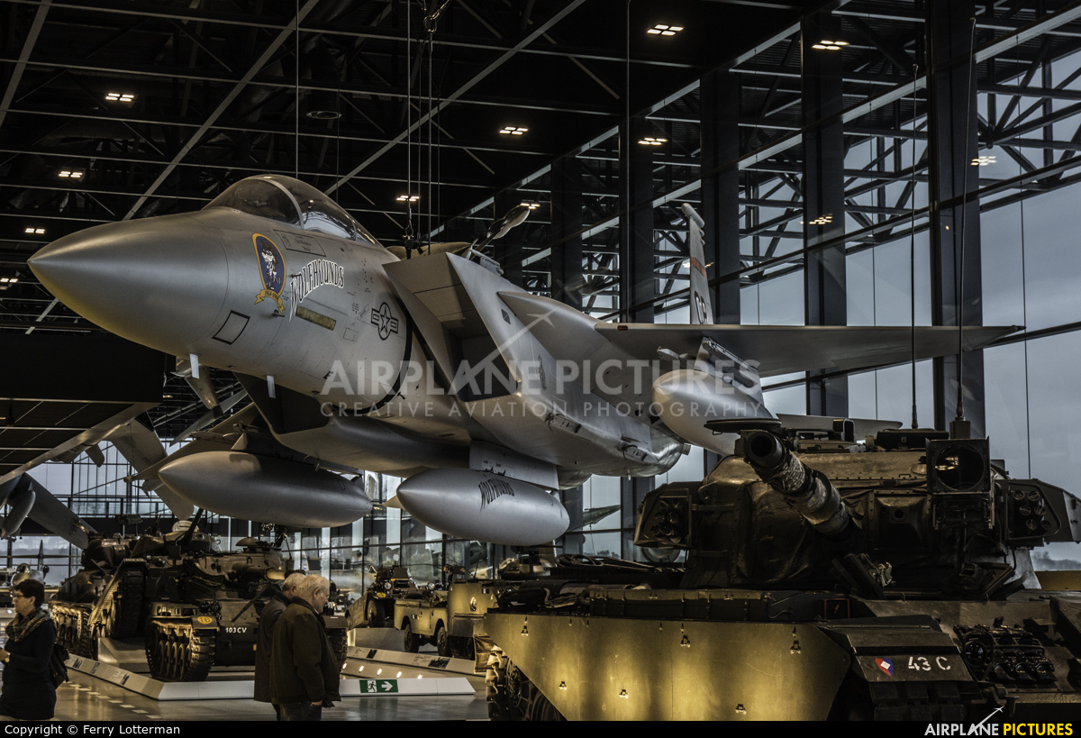 USA - Air Force 74-0083 aircraft at Soesterberg - Nationaal Militair Museum