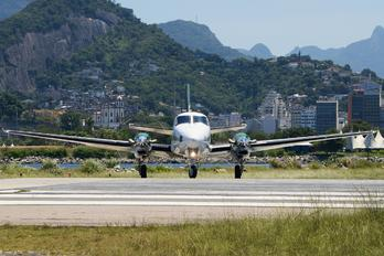 PR-URS - Uni Air Beechcraft 90 King Air