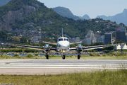 PR-URS - Uni Air Beechcraft 90 King Air aircraft
