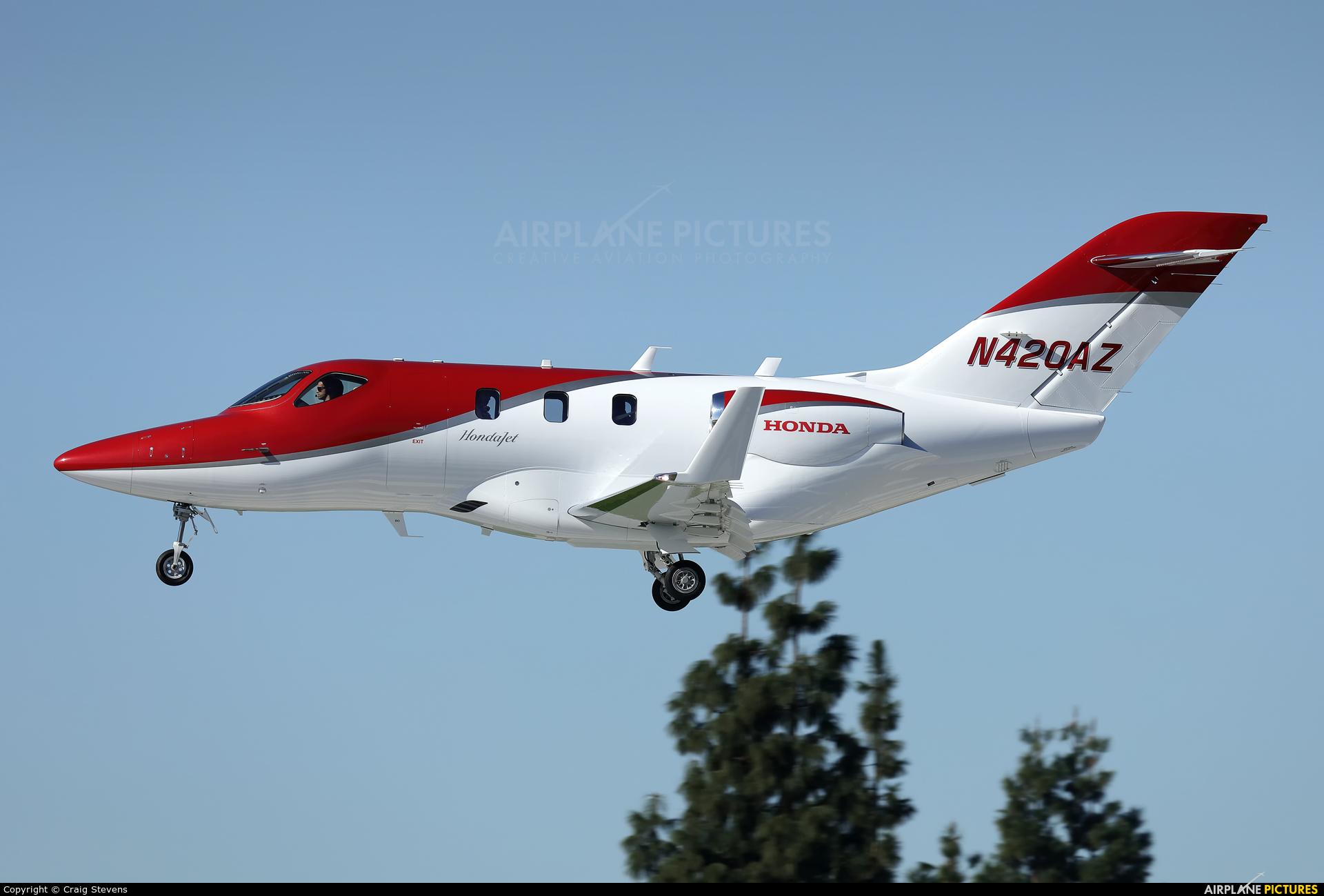 Wells Fargo Bank Northwest N420AZ aircraft at Van Nuys