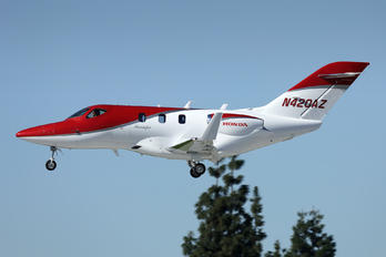 N420AZ - Wells Fargo Bank Northwest Honda HA-420 HondaJet