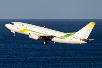 5T-CLB - Mauritania Airlines Boeing 737-500