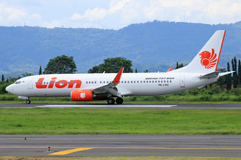 PK-LPQ - Lion Airlines Boeing 737-800