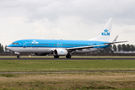 KLM Boeing 737-800 PH-BGA at Amsterdam - Schiphol airport