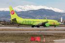 S7 Airlines Boeing 737-800 VP-BND at Verona - Villafranca airport